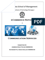 eCommerce Report Communication Services -RPSD, Ambrish