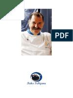 Recetario de Pedro Subijana