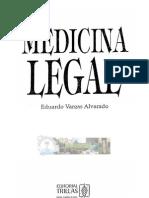 Medicina Legal- Eduardo Vargas Alvarado