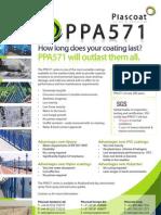 PPA571 General Flier