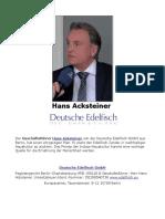 Hans Acksteiner