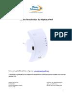 Guide Repeteur Wifi