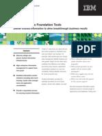 foundation tools