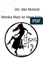 Hexe Kotz (Monika Matz)- Das Musical