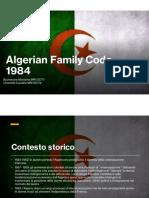 Algerian family code