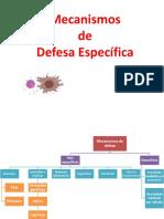 20-Defesa Especifica