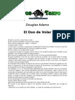 Adams, Douglas - El Don de Volar