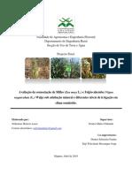 Avaliação da consociação de milho e feijao sob diferentes niveis de irrigação e fertilidade de solo num clima semiárido Nlasse_MC(1)(1) nlassefinal