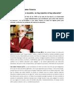 Entrevista a Luis Jaime Cisneros
