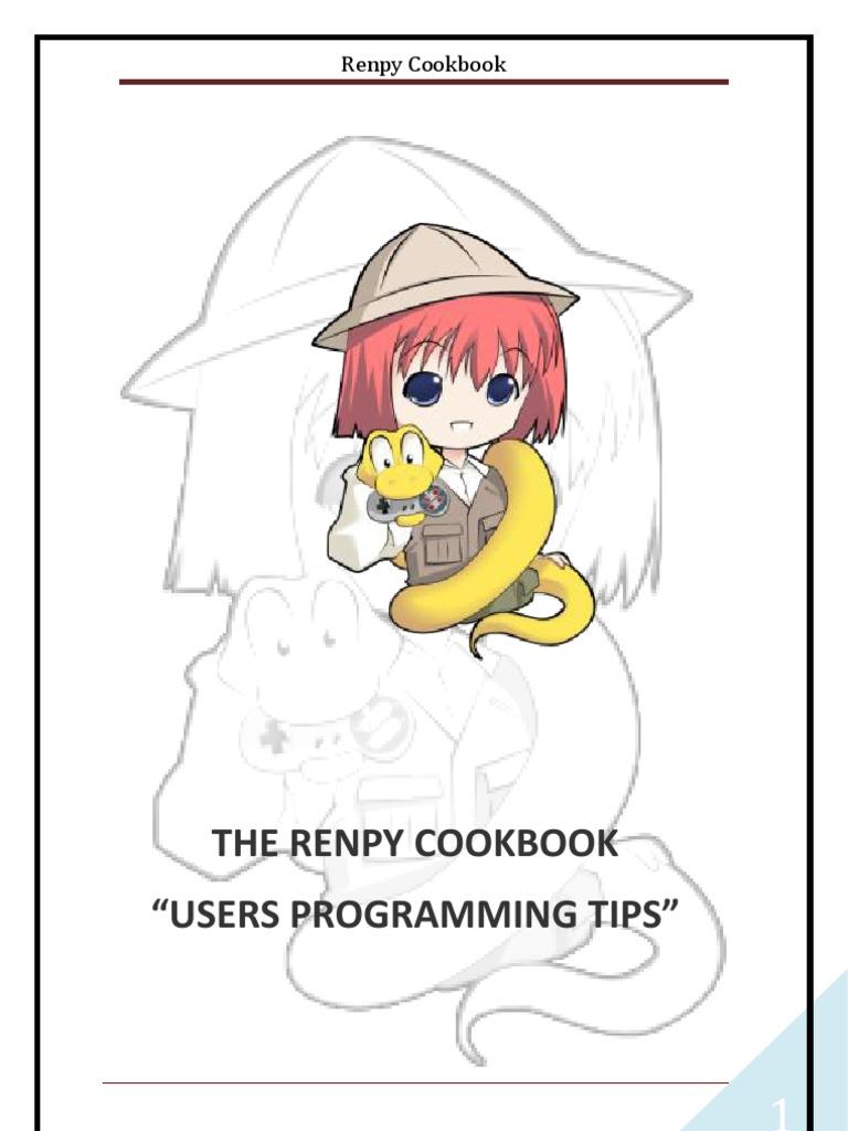Renpy Cookbook | Subroutine | Wound