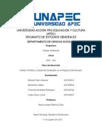 Informe de Cambio Climático - Grupo 2
