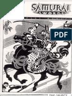 SamuraiSwords