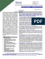 Orthopedic Report