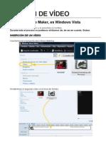 Tutorial Edicion Video con Windows Movie Maker