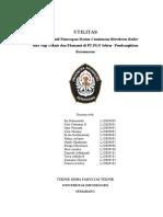 STUDIKASUS PADA BOILER (kelompok 1)