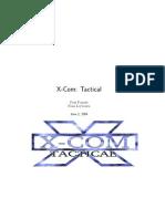 XCOM Tactical Miniatures Wargame