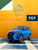 Nissan 2021 Kicks Catalogo