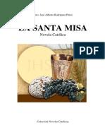 La Santa Misa Novela Católica