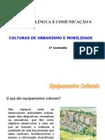 Questões culturais que envolvem... (1º)