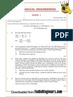 IES-CONV-Mechanical Engineering-2007