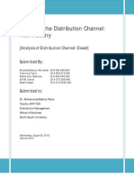 Exploring the Distribution Channel Fuel industry