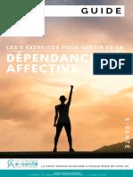 5 Exercices Sortir Dep Affective