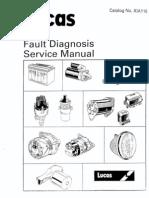 LucasFaultDiagnosisServiceManual