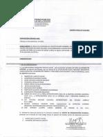 Investigación que involucra al ministro del Interior,  Luis Barranzuela.