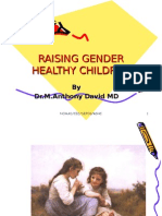 Raising children, gender healthy