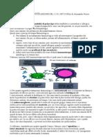 Lezione 12 (12-01-07) 1° parte Immunologioa