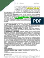 Lezione 05 (04-04-07) Fisiopatologia