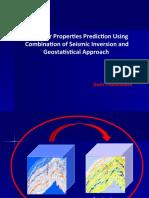 Integration of Well and Seismic Data Using Geostatistics-2