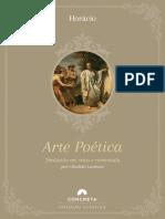 [Horácio] Arte Poética