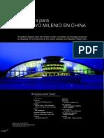 LMD3 Centros Culturales en China Carlos Ott