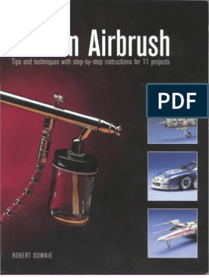 How To Use An Airbrush | Paint | Nature Airbrush Mustang Fuse Box Cover on