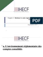 Chapitre 2 Maîtriser le cadre réglementaire de la ccdcdc
