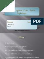conception d'une chaine logistique