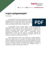 Apostila Javascript Digital House