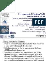 ARW Presentation