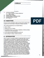 barret taxonomy