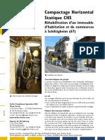 66-19 Fi - Réhabilitation d'un immeuble à Schiltigheim