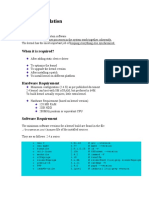 linux compilation