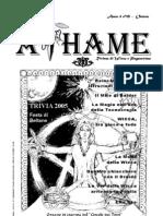 Athame n° 10 - Rivista di Wicca e Paganesimo