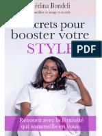 7 Secrets Pour Booster Votre Style