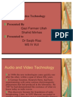 Audio_and_Video_Technology