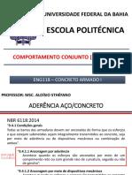 ENG118 - 05 - ADERÊNCIA