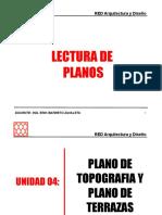 SESIÓN N° 03  - PLANO DE DEMOLICION