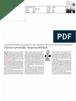Clareza e prontidão. Responsabilidade. (versão curta) - artigo PÚBLICO 16-abr-2011, edição em papel