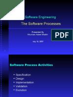 Software Engineering Process Models