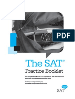 Sat Subject Tests Practice Booklet